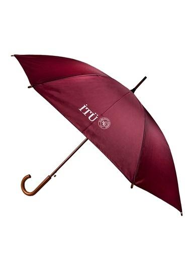 1773 İTÜ Şemsiye Kırmızı